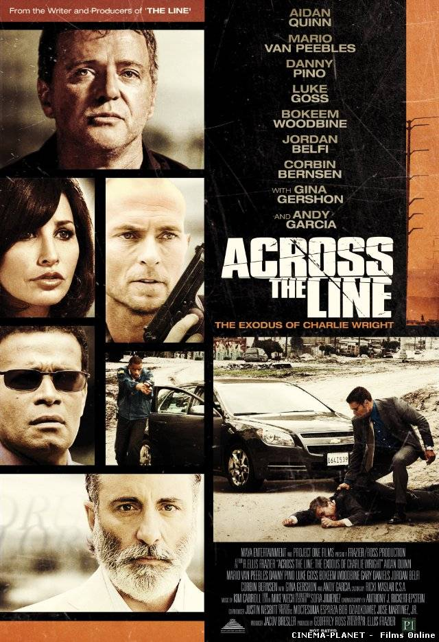 Втеча Чарлі Райта / Across the Line: The Exodus of Charlie Wright (2010) українською